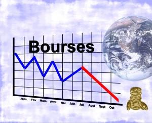 La finance commence par une crise
